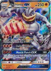 Machamp-GX - 64/147 - Ultra Rare
