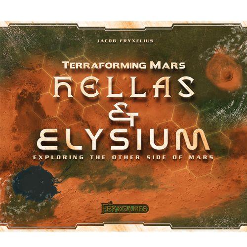 Terraforming Mars - Hellas And Elysium