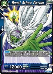 Boost Attack Piccolo