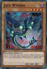 Jack Wyvern - COTD-EN013 - Common - 1st Edition