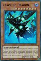 Cracking Dragon - COTD-EN014 - Super Rare - 1st Edition on Channel Fireball