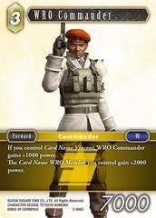 WRO Commander - 3-086C - Foil