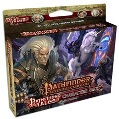 Pathfinder Adventure Card Game: Class Deck - Pathfinder Tales Characters