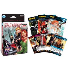 DC Comics - Deck Building Game: Crossover Pack 6 - Birds Of Prey