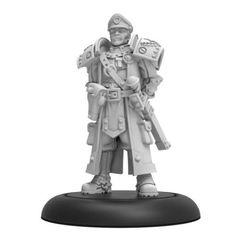 Cygnar - Commander Anson Hitch