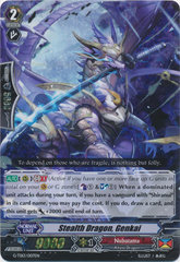 Stealth Dragon, Genkai - G-TD13/007EN - RRR (Foil)