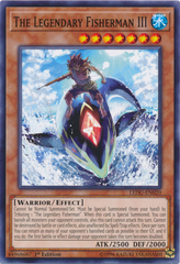 LEDU-EN020 - Common - 1st Edition - The Legendary Fisherman III