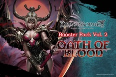 Dragoborne-Rise To Supremacy: Oath Of Blood Booster Pack