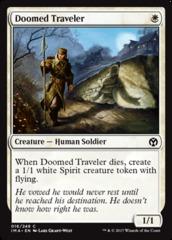 Doomed Traveler on Channel Fireball