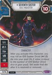 Seventh Sister - Agile Inquisitor