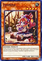 Zombina - COTD-EN033 - Common - Unlimited Edition