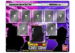Dragon Ball Super Tcg - Expansion Deck Box Set: Demon's Villains Be02