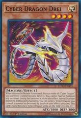 Cyber Dragon Drei - LEDD-ENB03 - Common - 1st Edition on Channel Fireball