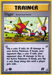 Digger - 75/82 - Uncommon - 1st Edition