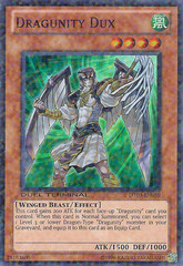 Dragunity Dux - DT03-EN059 - Super Rare - 1st Edition