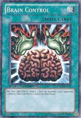 Brain Control - DT03-EN094 - Duel Terminal Normal Parallel Rare - 1st Edition on Channel Fireball