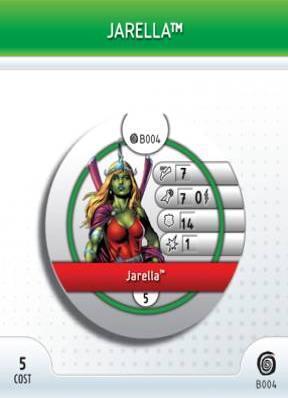 - #B004 Jarella