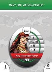 - #B03 Mary-Jane Watson-Parker