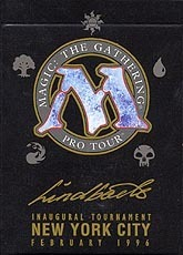 1996 Leon Lindback World Champ Deck