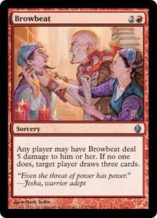 Browbeat - Foil