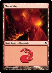 Mountain (33) - Foil