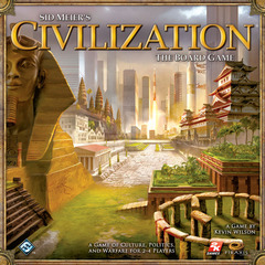 Sid Meier's Civilization: Board Game (In Store Sales Only)