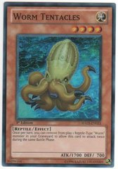 Worm Tentacles - HA03-EN023 - Super Rare - 1st Edition