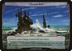 Celestine Reef - Foil - Prerelease Promo