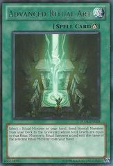 Advanced Ritual Art - TU04-EN009 - Rare - Promo Edition