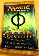 Mirrodin Besieged Phyrexian Faction Booster Pack