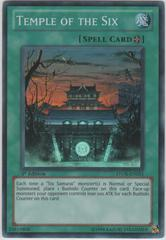 Temple of the Six - STOR-EN051 - Super Rare - 1st Edition