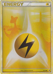 Lightning Energy - 91/95 - Common - Reverse Holo