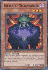 Infernity Necromancer - DT04-EN052 - Duel Terminal Normal Parallel Rare - 1st Edition