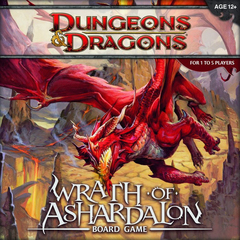 Dungeons & Dragons: Wrath of Ashardalon Board Game on Channel Fireball