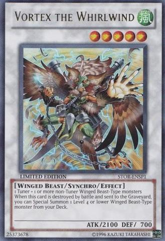 Vortex the Whirlwind - STOR-ENSP1 - Ultra Rare - Limited Edition