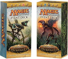 Mirrodin Besieged Event Deck - Set of two on Channel Fireball