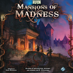 Mansions of Madness (original edition 2011) FFPMAD01
