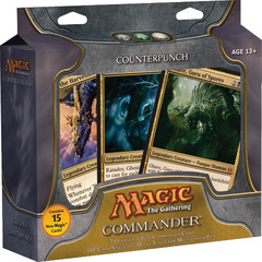 Commander 2011: Counterpunch on Channel Fireball