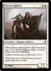 Master Splicer on Channel Fireball