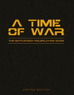 A Time of War Limited Edition