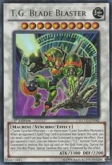 T.G. Blade Blaster - EXVC-EN042 - Ultra Rare - 1st Edition