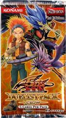 Duelist Pack Crow 1st Edition Booster Pack