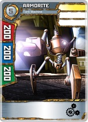 Armorite - Tank Machine