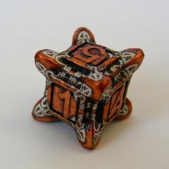 Individual Die - Orange Rare