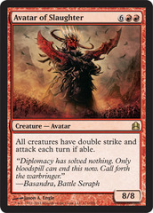 Avatar of Slaughter on Channel Fireball