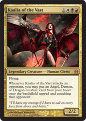 Kaalia of the Vast on Channel Fireball