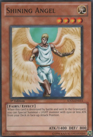 Shining Angel - SDLS-EN015 - Common - 1st Edition