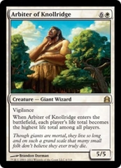 Arbiter of Knollridge on Channel Fireball