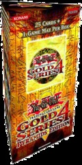 Gold Series 4 Pyramids Edition Booster Pack