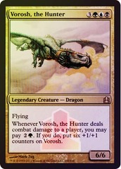 Vorosh, the Hunter (Oversized) on Channel Fireball